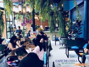 เซ้งด่วน!! ร้านอาหาร-ร้านกาแฟ แนวสวน @ซอยเสือใหญ่ หลังมหาวิทยาลัยจันทรเกษม