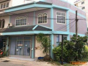 ขายอาคารพาณิชย์ 2ชั้น บางแสน ชลบุรี