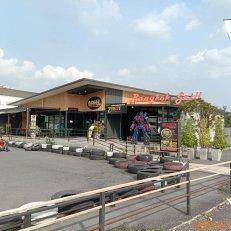 เซ้งร้าน!! พร้อมโครงสร้างเหล็ก ร้านยกสูง โปร่ง-นั่งสบาย @อ.ปากเกร็ด จ.นนทบุรี