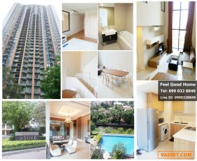ให้เช่า Duplex 2 ชั้น (Villa Asoke) 2ห้องนอน 2ห้องน้ำ  (กว้าง92ตร.ม.)
