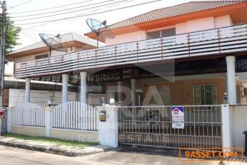 บ้านเดี่ยว ม.พรอเมนาดโฮม ธนบุรี เนื้อที่ 54.8 ตร.ว. ซอยพรอมเมนาดโฮม  ธนบุรี
