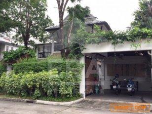 บ้านเดี่ยว ม.โนเบิลวานา 2 ชั้น เนื้อที่ 81 ตร.ว. ถนนร่วมมิตรพัฒนา