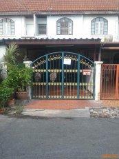 ขายถูก!! บ้านทาวเฮ้าส์ พร้อมอยู่ @หมู่บ้านบัวทอง อ.บางบัวทอง จ.นนทบุรี