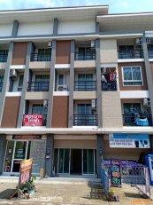 ขายอาคารพาณิชย์ 4ชั้น อำเภอเมืองชลบุรี จังหวัดชลบุรี