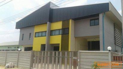 ขาย-เช่า-เซ้ง โกดัง/โรงงาน Platinum Factory 4 ยูนิต B6 กระทุ่มแบน สมุทรสาคร ดอนไก่ดี