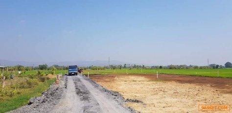 ที่ดินแบ่งขาย อำเภอแม่ริม จังหวัดเชียงใหม่ 880,000 บาท