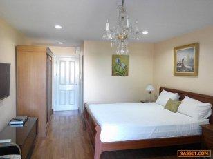 ให้เช่า Regent Home 22 (R221071) ลักซัวรี่สตูดิโอ ห้องสวย เฟอร์นิเจอร์ครบ (ใกล้ BTS อ่อนนุช)