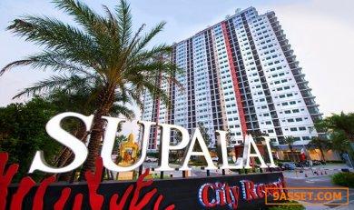 CM03148 ขาย คอนโด ศุภาลัย ซิตี้ รีสอร์ท ชลบุรี Supalai City Resort Chonburi คอนโดมิเนียม ถนนสุขุมวิท