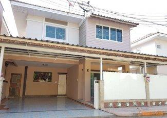 บ้านเดี่ยวราคาทาวน์เฮ้าส์ 2.69 เท่านั้น ‼ ถูกสุดในโครงการ บ้านเดี่ยวคุณาสิริหน้าบ้านไม่ชนใคร ติดกับรั้วโครงการ ทำเลค้าขาย หน้าหมู่บ้านมีตลาดสด