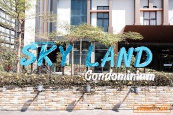 คอนโด sky land ใจกลางเมืองอุดร (ตกแต่งและเฟอร์นิเจอร์พร้อม แค่ย้ายเข้ามาอยู่ได้เลย)