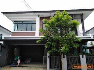 ต้องการขายบ้าน โครงการ จาวาเบย์ เอโทล ถนนกิ่งแก้วซอย 19 บ้านใหม่ยังไม่เคยเข้าอยู่