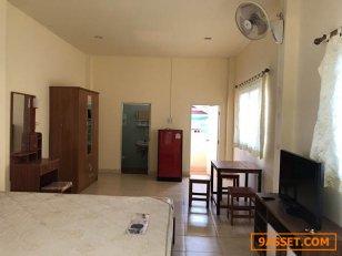 ขายหอพักใกล้ ราชภัฏสกลนคร 10 ห้อง 2 ชั้น พร้อมบ้าน 1 หลัง โทร 0880515558