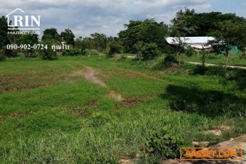 ขายที่ดิน ขนาด 9 ไร่ 3 งาน 8 ตารางวา ถูกที่สุดในย่านนี้   คุณโบ : 090-902-0724