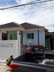 ขายบ้าน สร้างใหม่ เพชรเกษม110 ใกล้มหาวิทยาลัยธนบุรี หนองแขม กรุงเทพฯ