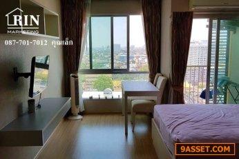 R012-054 Sell Casa CASA รัชดา-ราชพฤกษ์ ติด BTS ตลาดพลู Talat Phlu ห้องสตู ชั้น 19   087-701-7012 คุณเล็ก