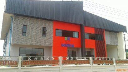 ขาย/เช่า Platinum Factory โกดัง/โรงงาน (B2) แพลตตินั่ม แฟคทอรี สมุทรสาคร กระทุ่มแบน ดอนไก่ดี