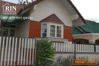 ขายบ้านเดี่ยว หมู่บ้านพลาบีช (เดิมหมู่บ้านฉัตรแก้วพลา) เนื้อที่ 50 ตารางวา 3 ห้องนอน 2 ห้องน้ำ คุณปลาโทร 085-2133-595