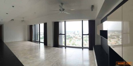 The Met Sathorn for sale, 3 BR, 198 sqm, River View, High Floor