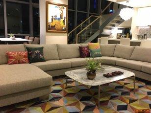 The Room Sukhumvit 21 for sale with tenant, 2 BR, 128 sqm, Duplex, Corner Unit