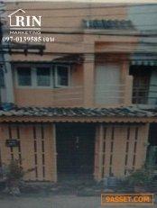 ขายทาวน์เฮ้าส์ 2 ชั้น 16 ตรว. หมู่บ้านธันยพฤกษ์ ถนนรังสิต-นครนายก 097-0139585 เจน