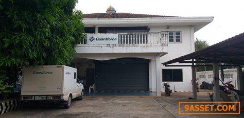 ขาย Home Office พร้อมผู้เช่า รายรับ 64000 บาทต่อเดือน สุรินทร์ โทร 0907149555