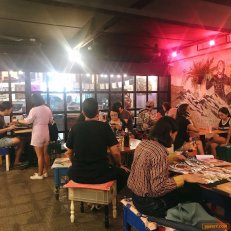 เซ้ง!! ร้านอาหารญี่ปุ่น พร้อมสูตรอาหาร @ปากซอยโชคชัย 4 ซอย 54 ( ลาดพร้าว )