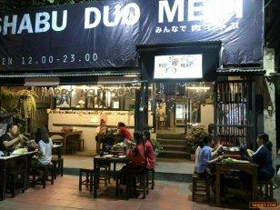 เซ้ง!! ร้านชาบู-หมูกระทะ อยู่ติดถนนใหญ่ @ใกล้ BTS บางหว้า และ ม.สยาม กรุงเทพมหานคร