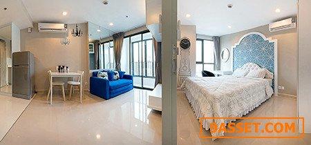 ขายด่วน! คอนโด Ideo mobi rama9 แบบ 1ห้องนอน ห้องสวย ราคาดี แต่งครบ