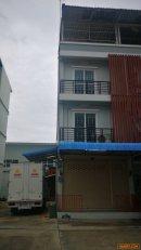ขาย อาคารพาณิชย์ 3ชั้น โครงการ ลภาวัน22 เซ็นทรัลเวสต์เกต-บางใหญ่ ห้องมุม พร้อมกับผู้เช่า