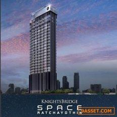 ขายดาวน์คอนโด-Knightsbridge-Space-รัชโยธิน-เจ้าของขายเอง