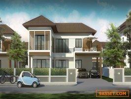 Beautiful Big House for sale in Sattahip , Pattaya , Chonburi start 5 mb. บ้านสวยหลังใหญ่ สัตหีบ พัทยา ชลบุรี เริ่มต้น 5 ล้าน เจ้าของขายเอง 081-989-7172