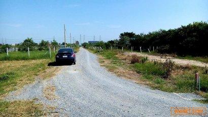 ให้เช่าที่ดินนนทบุรี 138 ตรว. ที่ถมแล้ว ถนนบางกรวย-ไทรน้อย