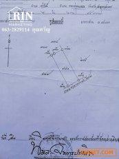 (รหัสทรัพย์  L003)  ขายที่ดิน 6 ไร่ 3 งาน 44 ตรว. 063-2829114  คุณศรัญ