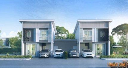 บ้านแนวคิดใหม่! พร้อมอยู่ โซนหน้าโครงการ ทำเลพุทธมณฑลสาย 5 บ้านพฤกษาศาลายา-บรมราชชนนี