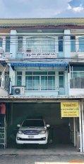 ขายด่วนอาคารพาณิชย์ 3ชั้น หมู่บ้านฐานมั่นคง1 ปทุมธานี