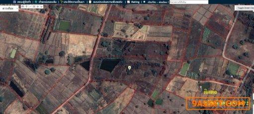 R070 - 0024 - ขายที่ดิน  17 ไร่ 3 งาน  ต.บ้านค้อ  อ. เมืองขอนแก่น จ. ขอนแก่น 095-65-1-48-72 สุวัฒน์