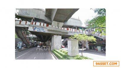 ขายพื้นที่สำนักงานขายพร้อมผู้เช่า ถนนพญาไท ,BTS พญาไท แอร์พอร์ตลิ้งค์ อาคารพญาไทพลาซ่า