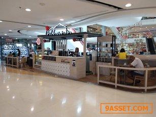ขายร้านกาแฟ อินทนิล ตั้งอยู่ชั้น 2 เซนทรัลอุดร