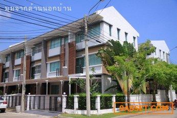 ขายบ้านทาวน์โฮม 3ชั้น โครงการทาวน์พลัส อ่อนนุช ของแสนสิริ กรุงเทพฯ