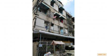 ขายอาคารพานิชย์ เป็นหอพัก 2ห้องครึ่ง ตึกหัวมุม บางซื่อ กรุงเทพมหานคร