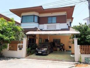 ขายบ้าน เจ้าของขายเองจ้า หมู่บ้านเฟื่องสุข 4  บางบัวทอง นนทบุรี