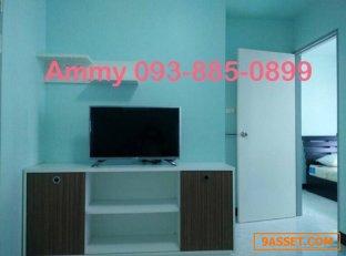 R083-021 ขาย smart condo พระราม 2 ห้องขนาด 28 ตร.ม. 0938850899