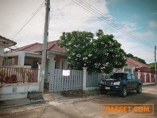 ขายบ้านเดี่ยว 1 ชั้น ขนาด 54 ตรว จำนวน 2ห้องนอน (บ้านยังใหม่) อยู่อำเภอเมืองนครสวรรค์