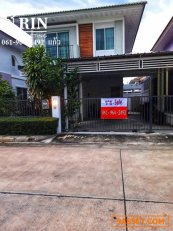 R047-145  ขายด่วน บ้าน Groove Ville Bangna  061-964-2492  แก้ว