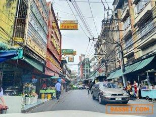 ขายที่ดินทำเลทองหาไม่ได้อีกแล้วบนถนนเจริญกรุง ซอย107 ใกล้ร้านทอง 7/11 lotus express หอพัก