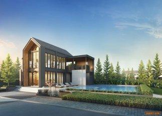 เตรียมพบกับทาวน์โฮมโครงการใหม่ พร้อมคลับเฮ้าส์จัดเต็ม บ้านพฤกษา ราชพฤกษ์-345