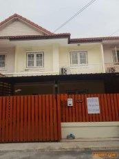 ขายบ้านทาวน์เฮ้าส์ 2 ชั้น หมู่บ้านพฤกษา 21 จังหวัดนนทบุรี
