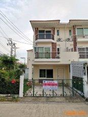 Urgent Sale !!! brand new The corner Townhouse SUPALAI VILLE  Srinakarin Namdeng  Rd.