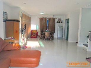 ขายบ้านเดี่ยว 2 ชั้น 2ห้องนอน 3 ห้องน้ำ ฟรีโอน ราคา 4.3 ลบ.เท่านั้น 083-5541691