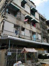 ขายอาคารพานิชย์ เป็นหอพัก 2 ห้องครึ่ง ตึกหัวมุม บางซื่อ กรุงเทพมหานคร